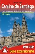 Camino De Santiago: De Los Pirineos A Santiago De Compostela- 41 Etapas (2ª Ed.) por Cordula Rabe epub