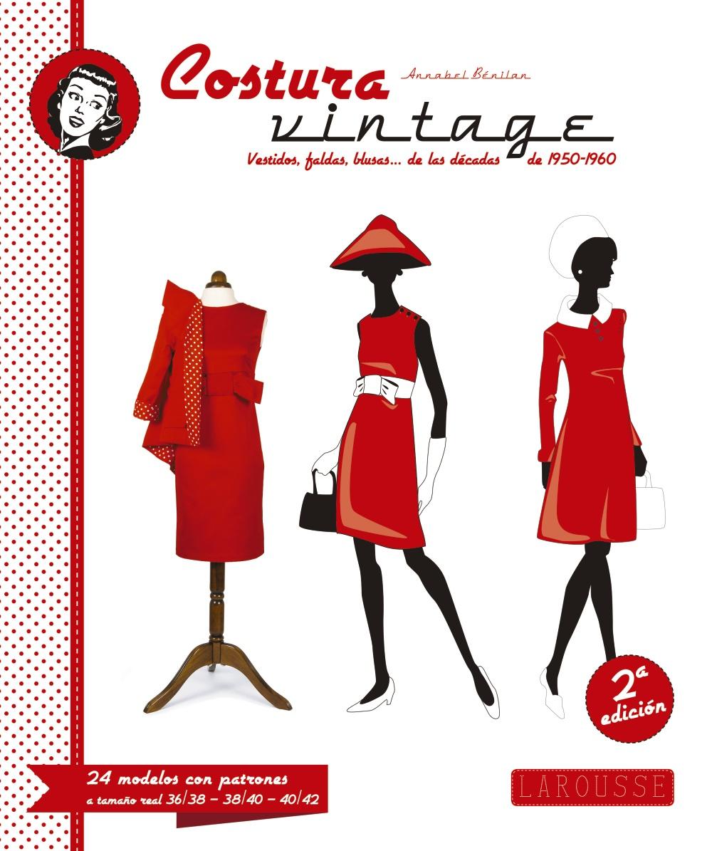 COSTURA VINTAGE | VV.AA. | Comprar libro 9788416124725