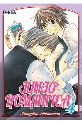 junjo romantica nº 4-nakamura shungiku-9788416426225