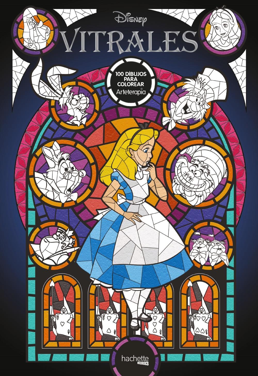 Arteterapia Vitrales Disney Libro Pdf Descargar Gratis Pdf Libros