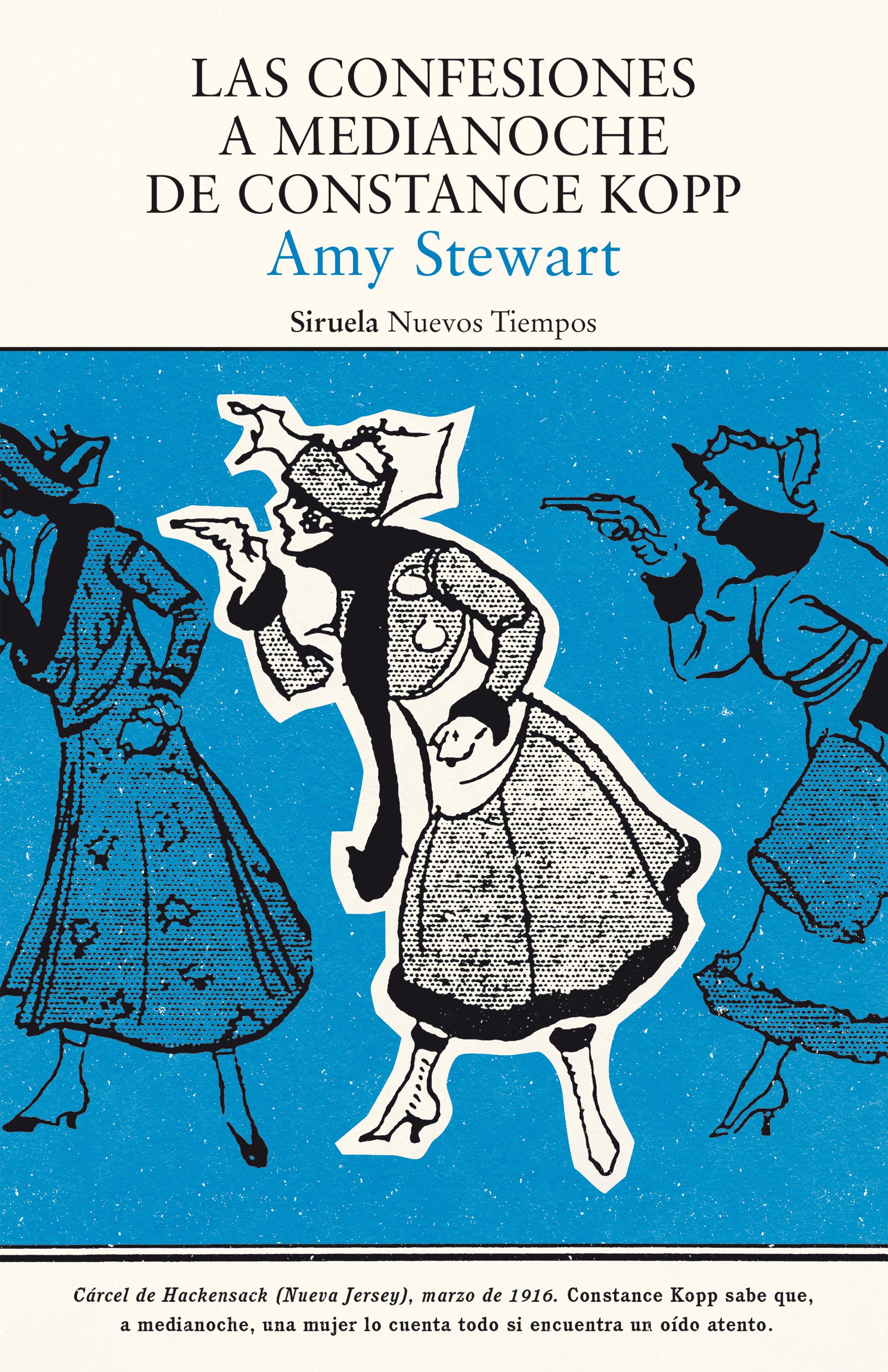 Las Confesiones A Medianoche De Constance Kopp por Amy Stewart
