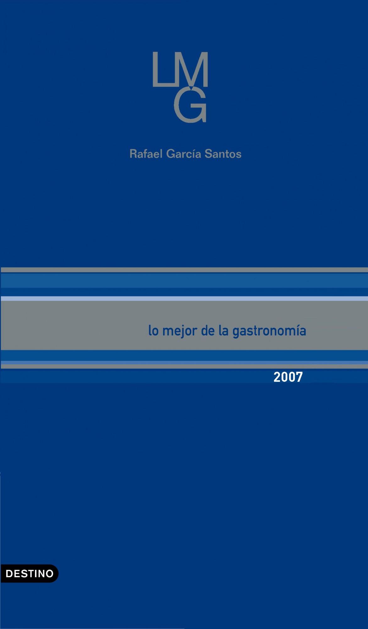 Lo Mejor De La Gastronomia por Rafael Garcia Santos epub
