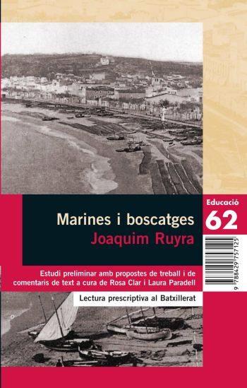 Marines I Boscatges por Joaquim Ruyra Gratis