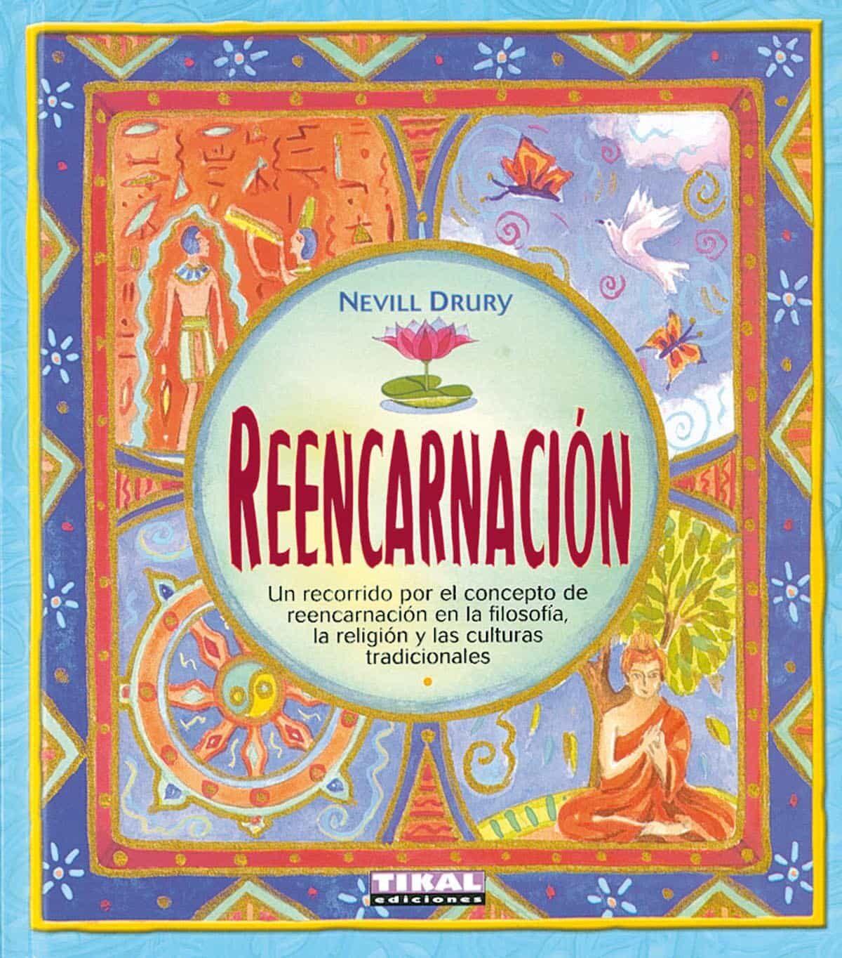 Reencarnacion por Nevill Drury epub