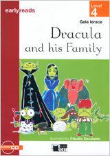 Dracula And His Family, Educacion Primaria: Material Auxiliar (2ª Ed.) (incluye Cd-rom) por Vv.aa.