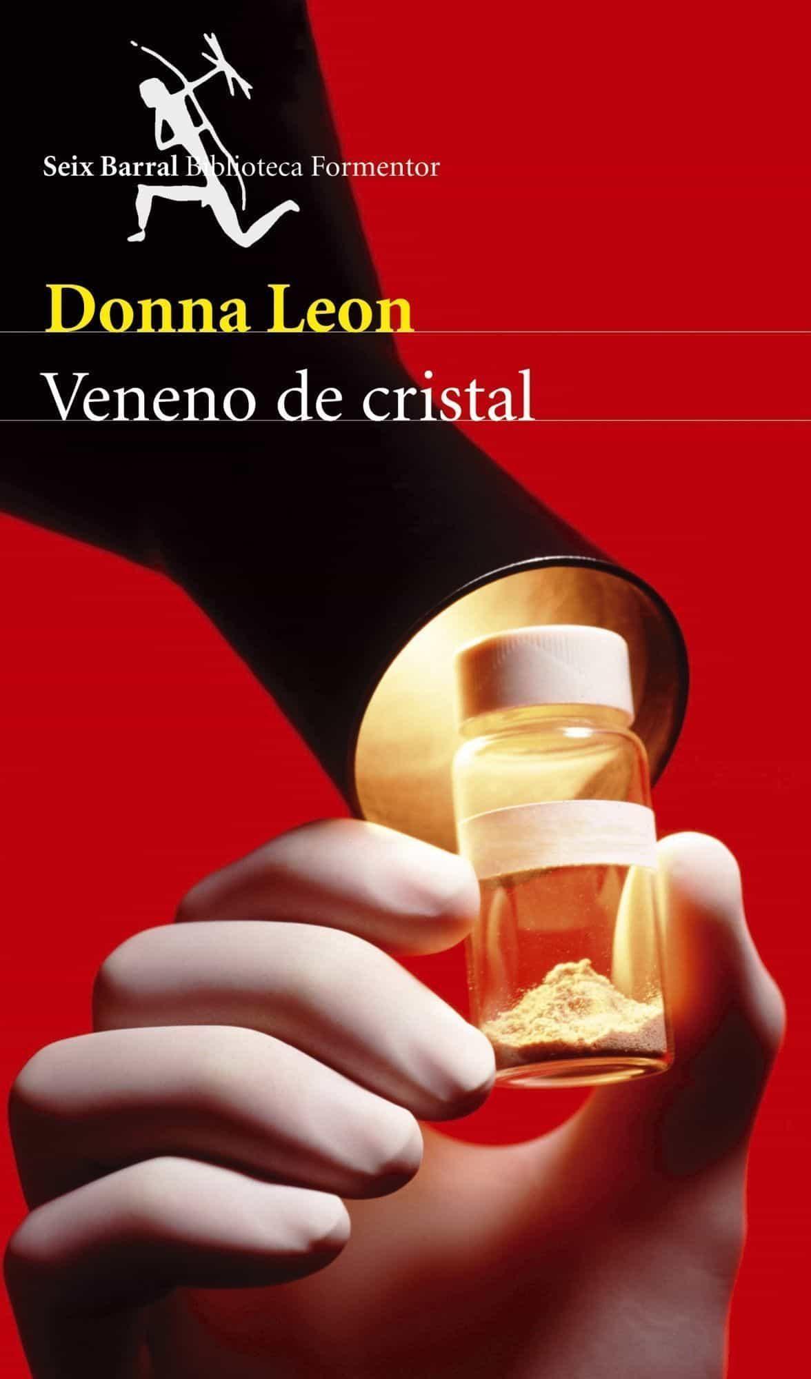 Veneno De Cristal por Donna Leon