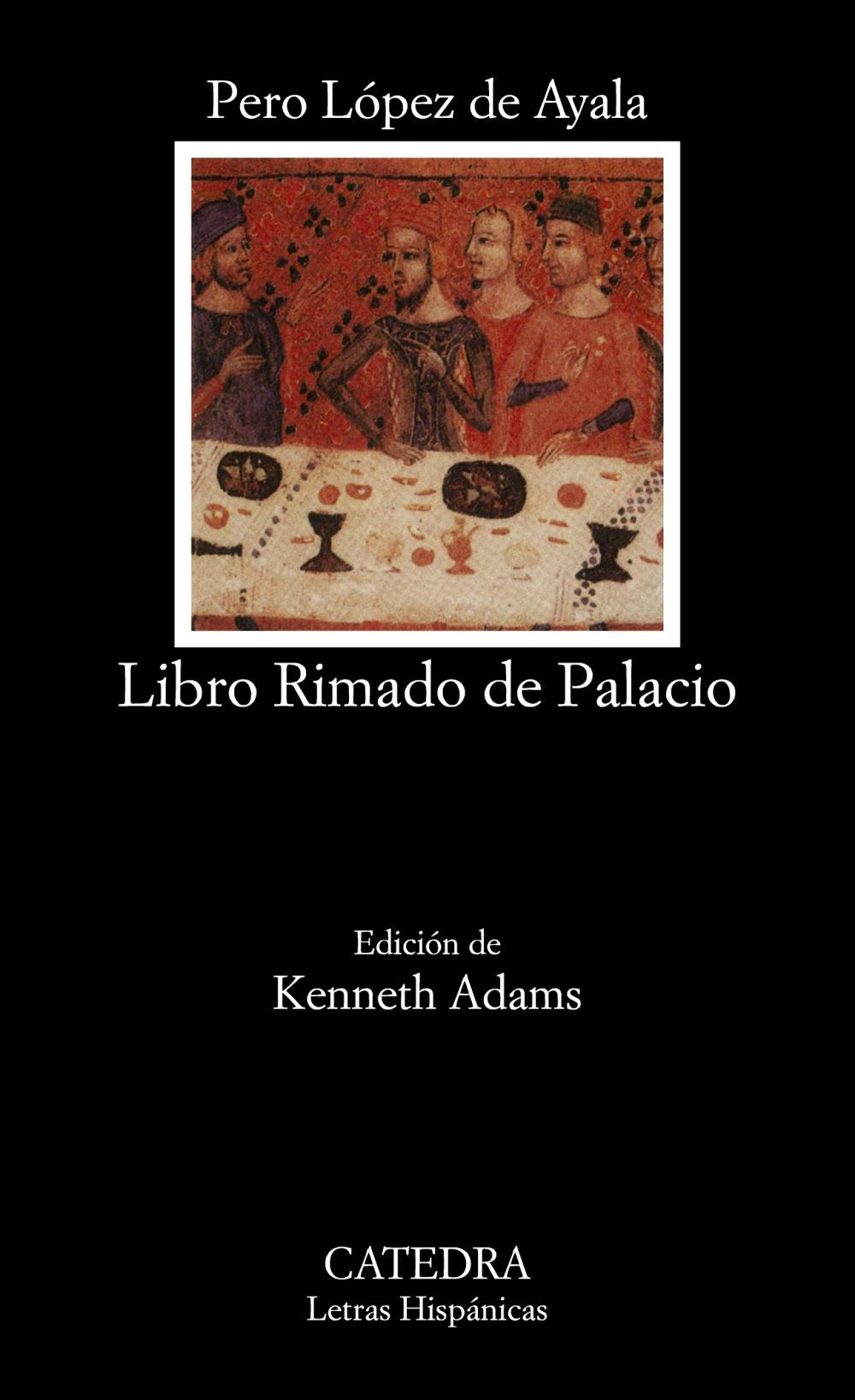 libro rimado de palacio-pedro lopez de ayala-9788437611525
