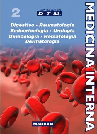 Medicina Interna Tomo Ii (premium): Digestivo, Reumatologia, Endocrinologia, Urologia, Ginecologia, Hematologia, Dermatologia por Vv.aa.