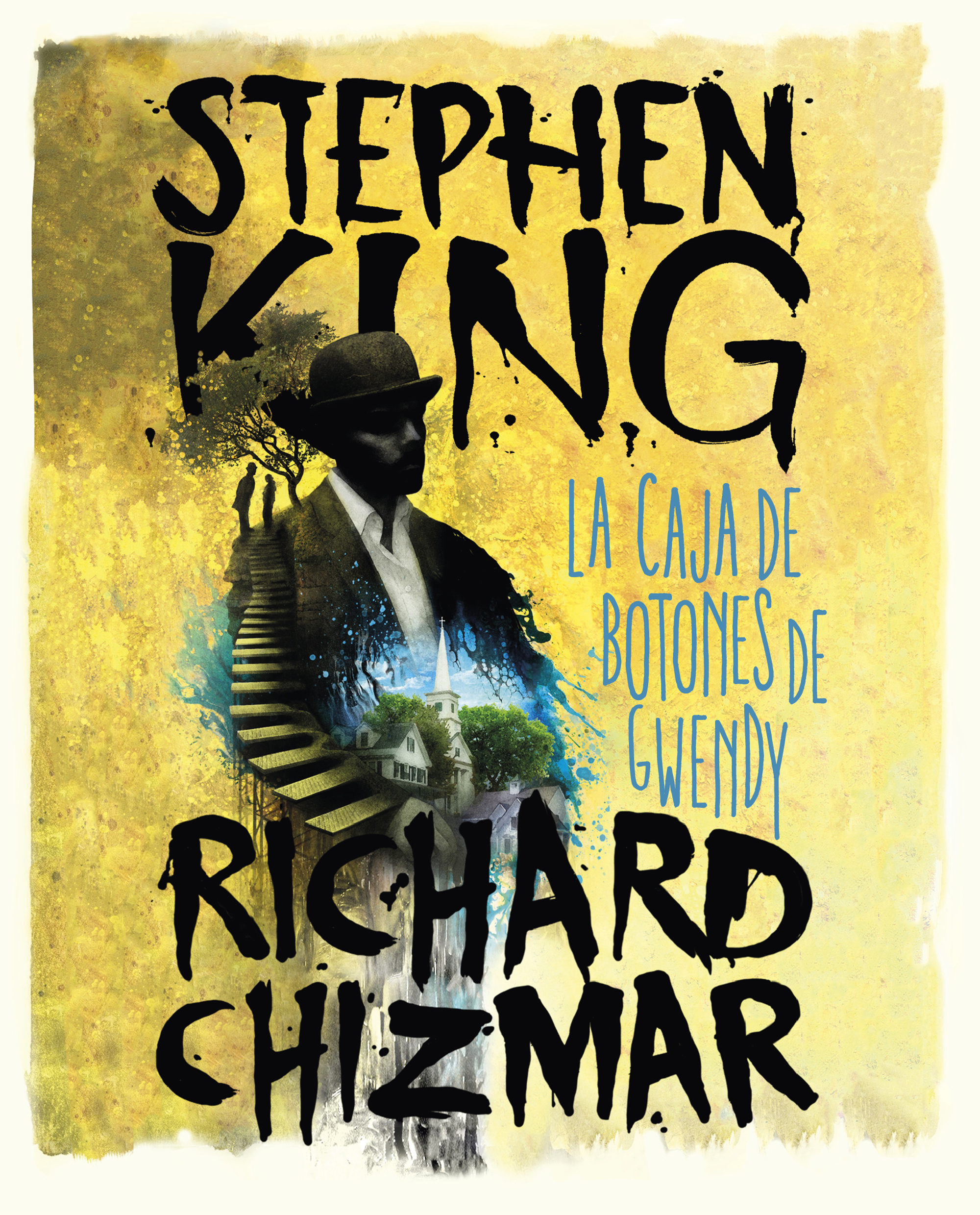 La Caja De Botones De Gwendy   por Stephen King, Richard Chizmar