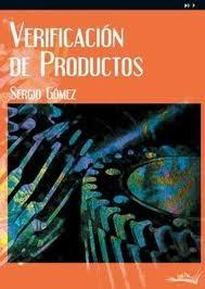 verificacion de productos-sergio gomez gonzalez-9788496960725