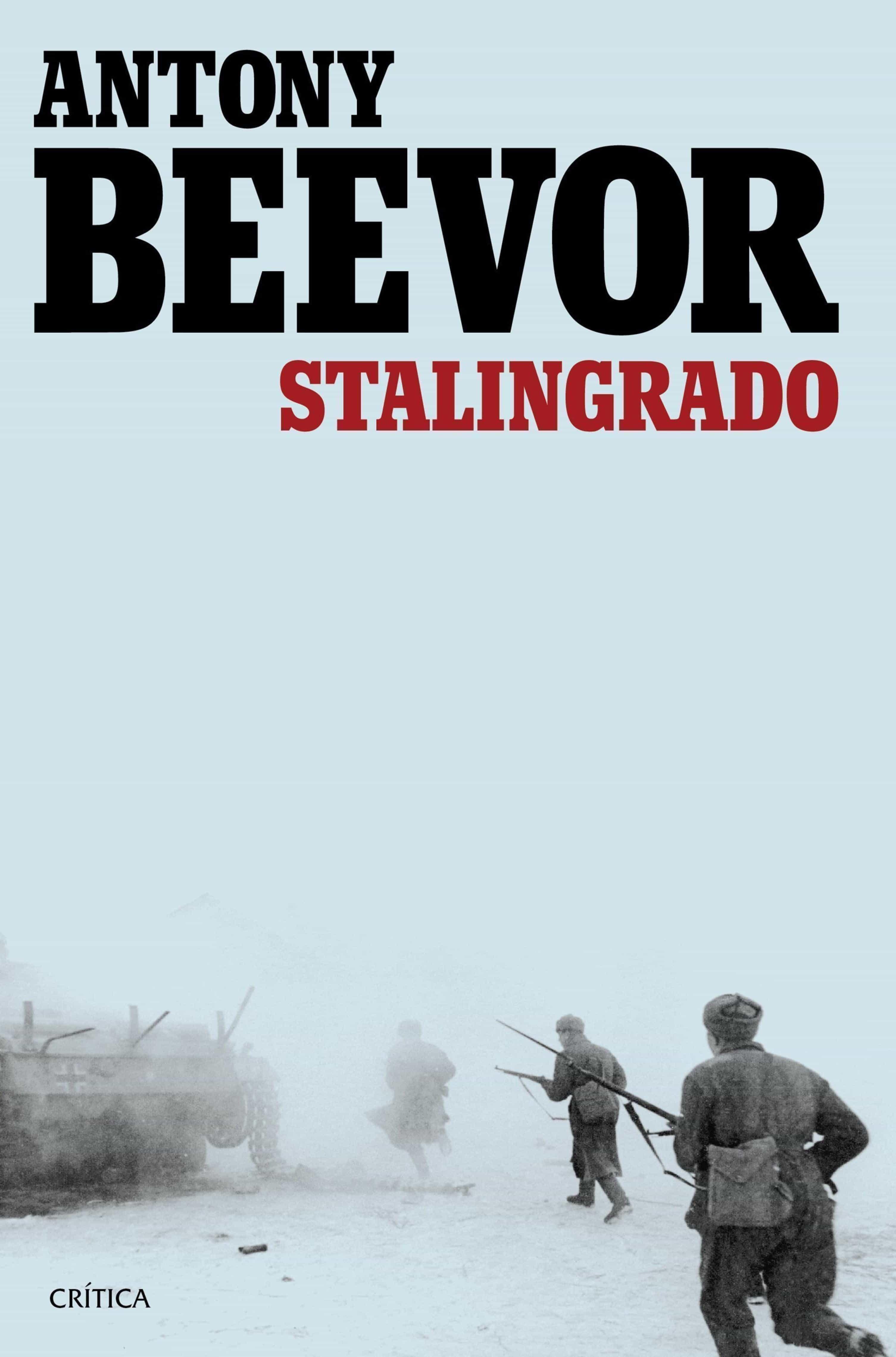 Stalingrado   por Antony Beevor
