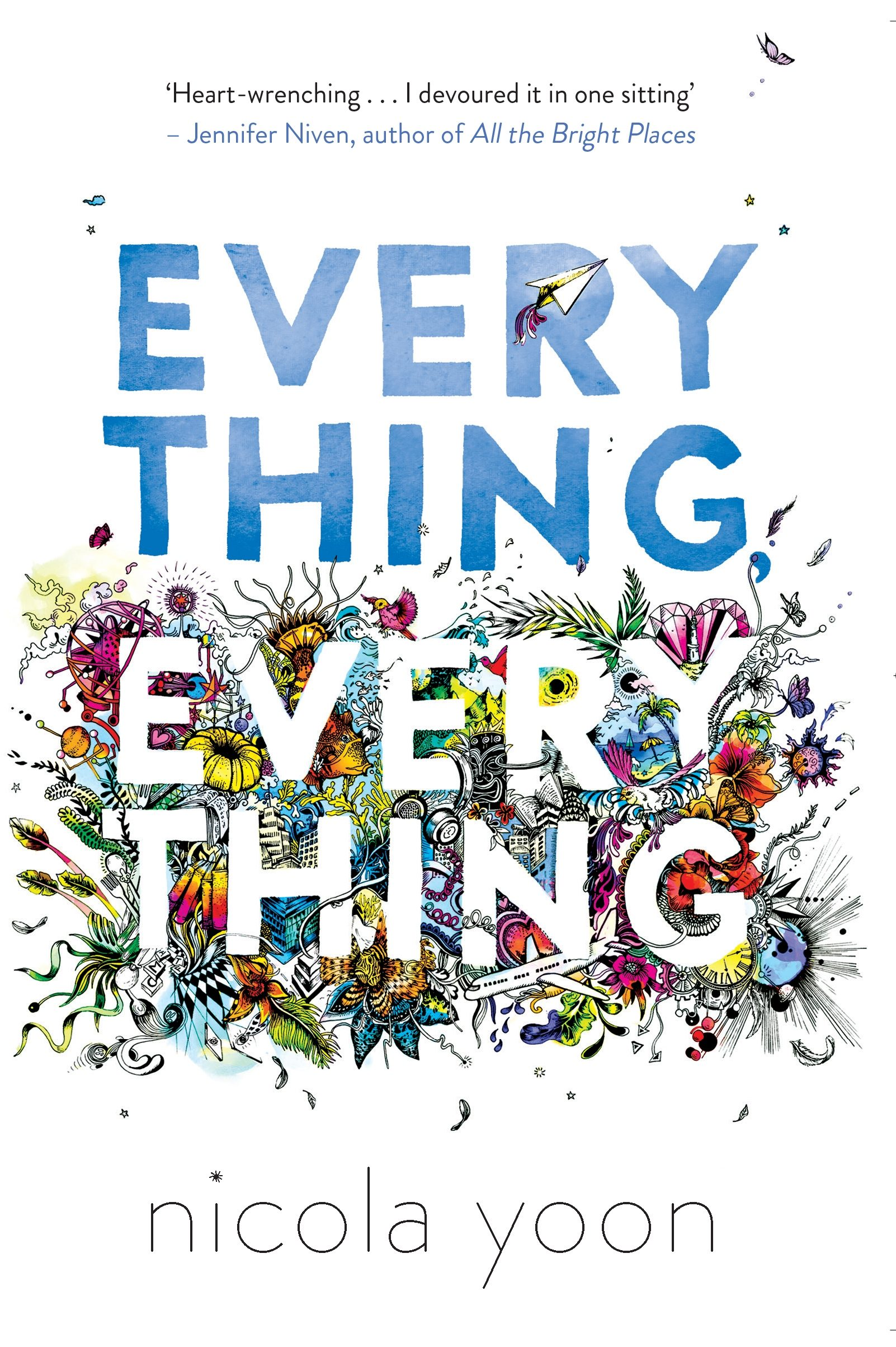 Resultado de imagen para everything everything libro