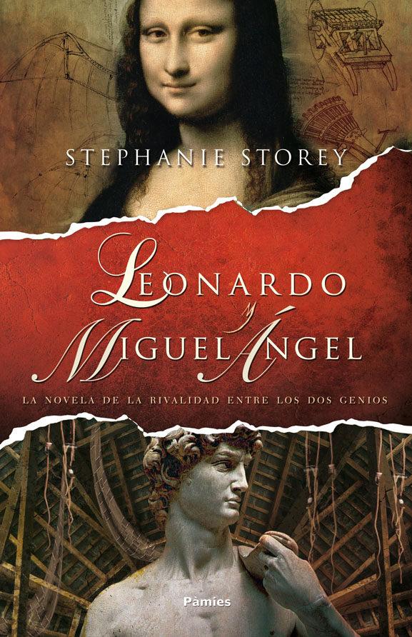 Leonardo Y Miguel Angel por Stephanie Storey