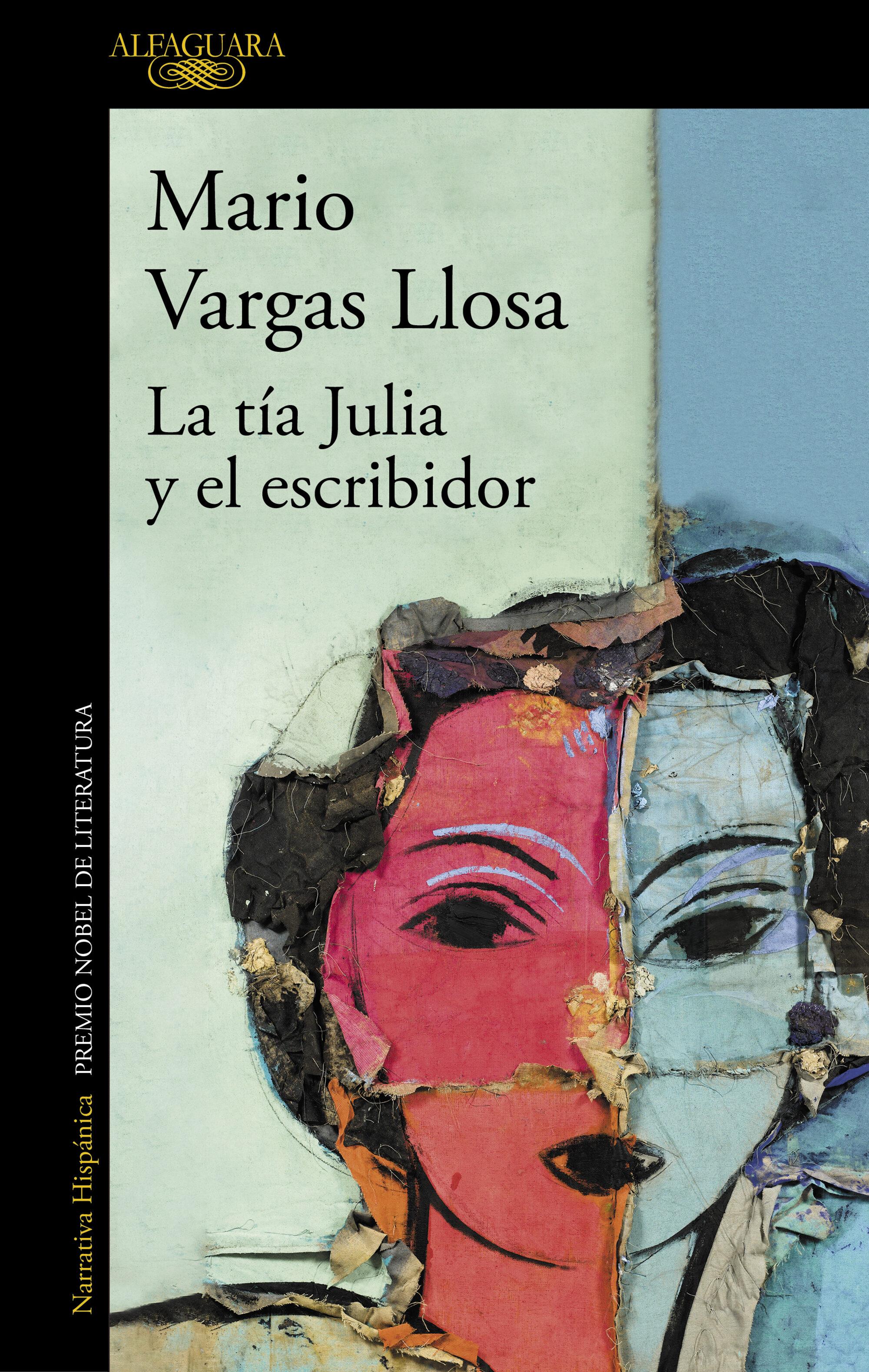 La T�a Julia Y El Escribidor (ebook)mario Vargas Llosa9788420498935