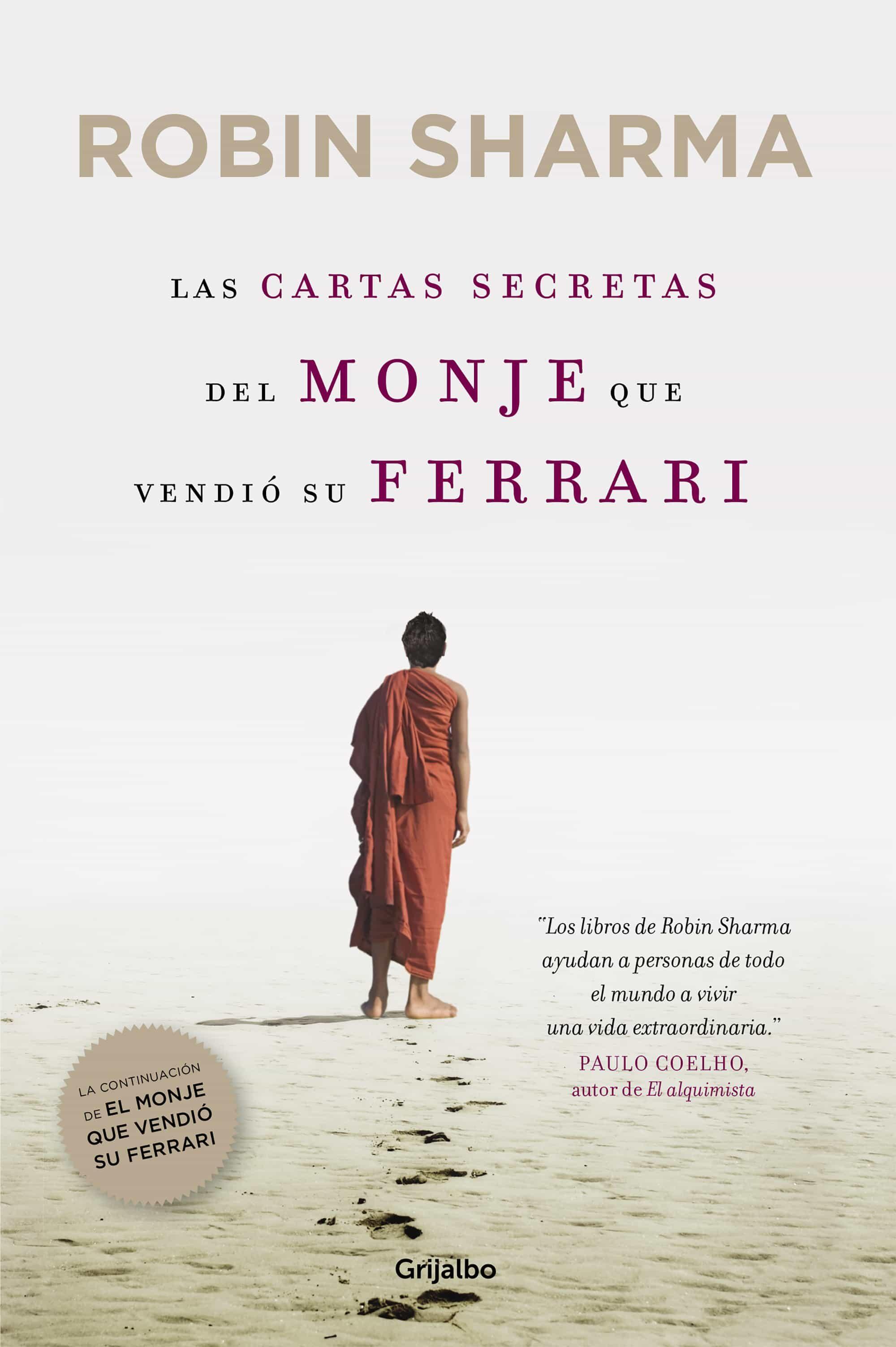 LAS CARTAS SECRETAS DE EL MONJE QUE VENDIO SU FERRARI | ROBIN S ...