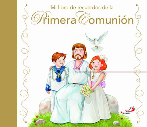 mi libro de recuerdos de la primera comunion | vv.aa. | comprar