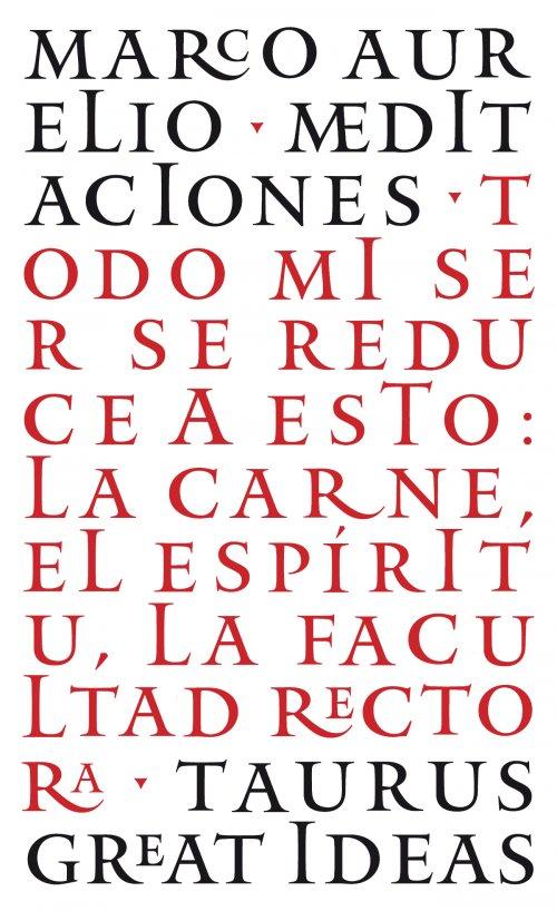 MEDITACIONES (GREAT IDEAS) | MARCO AURELIO | Comprar libro 9788430601035