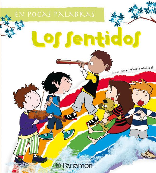 Los Sentidos (en Pocas Palabras) por Violeta Monreal Diaz epub
