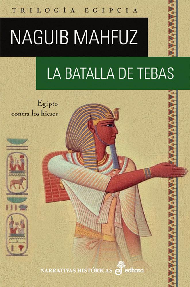 descargar LA BATALLA DE TEBAS pdf, ebook