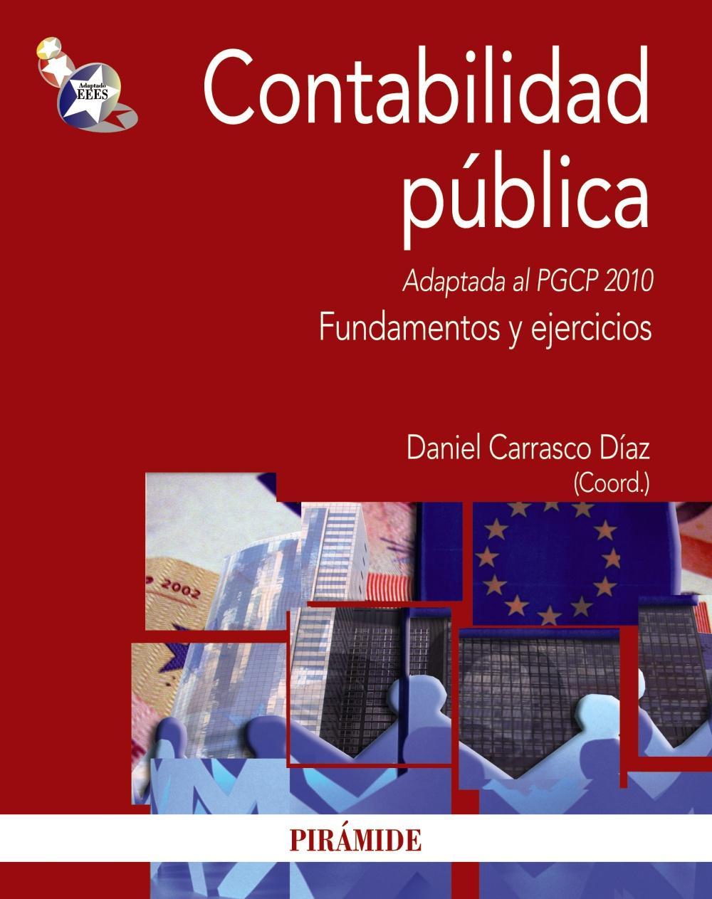 Resultado de imagen para Contabilidad pública: adaptada al PGCP 2010. Fundamentos y ejercicios