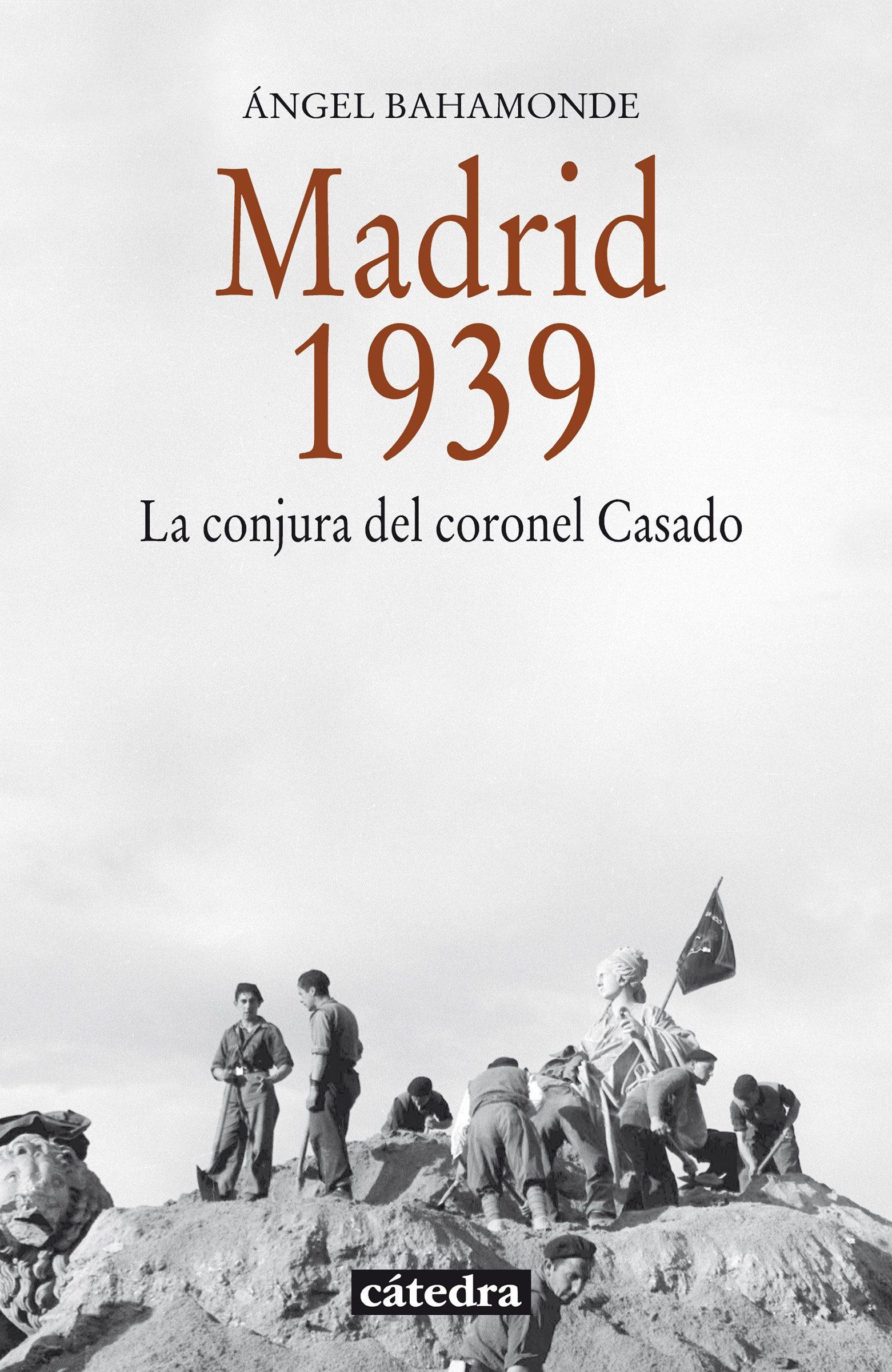 Madrid 1939 ebook angel bahamonde magro 9788437632735