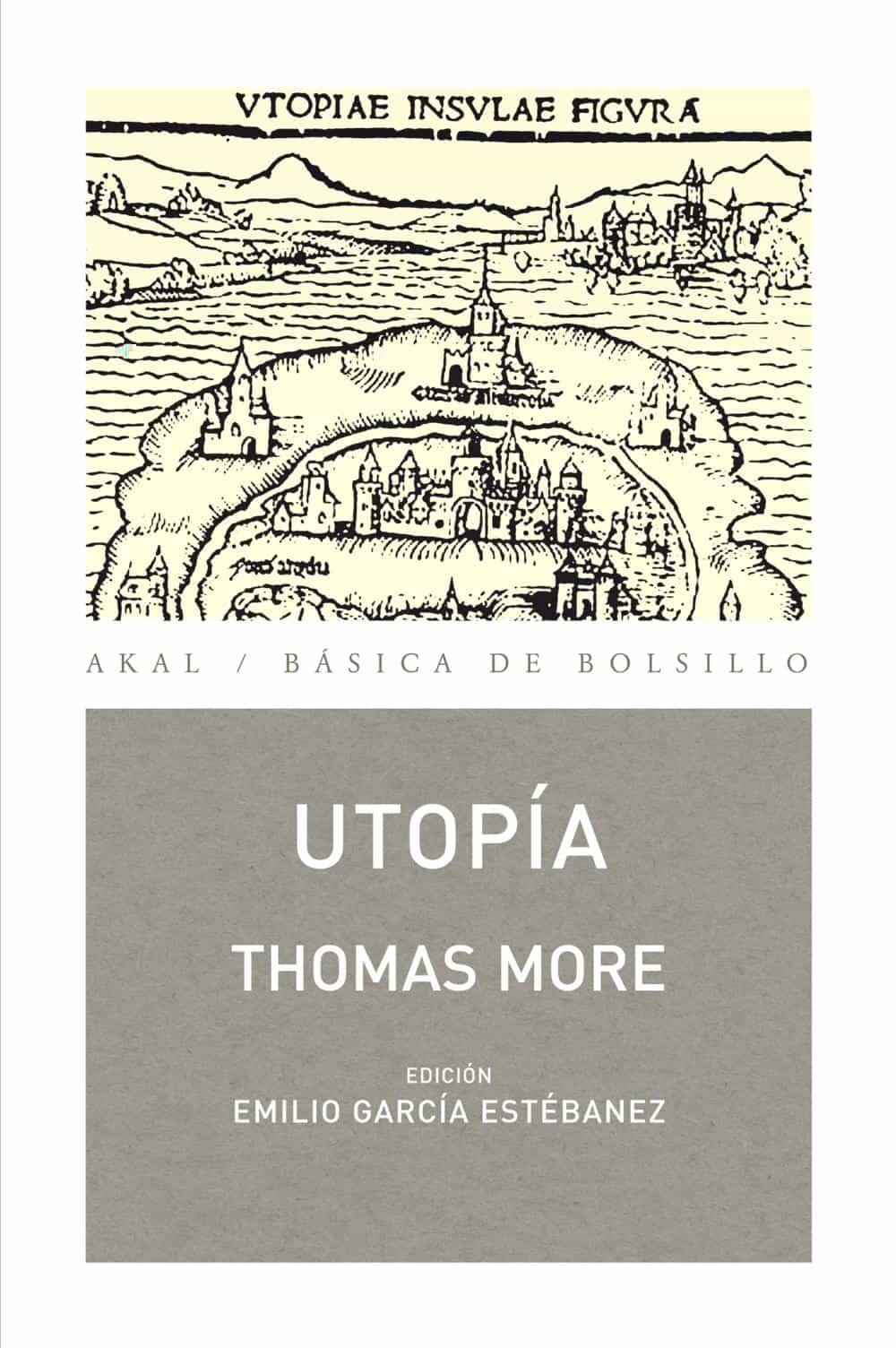 Resultado de imagen para utopía libro