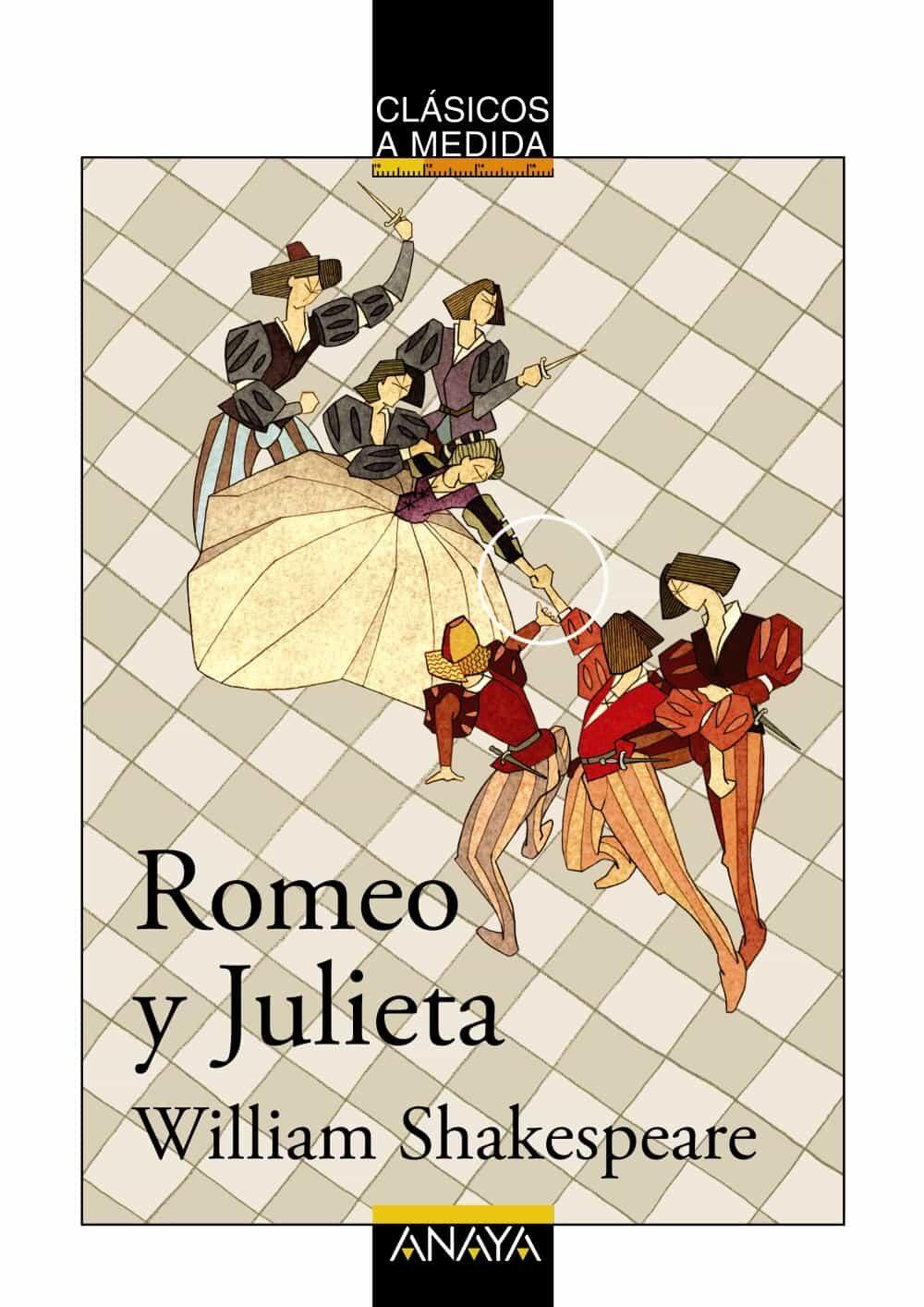 Romeo Y Julieta por William Shakespeare Gratis