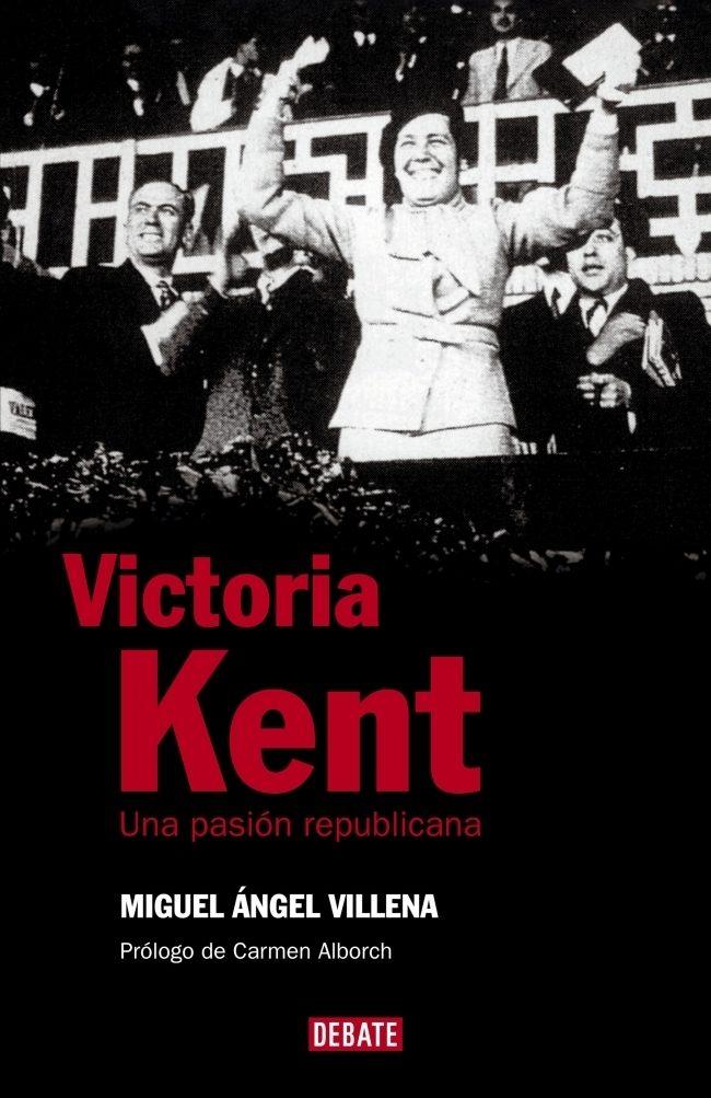 Victoria Kent por Miguel Angel Villena