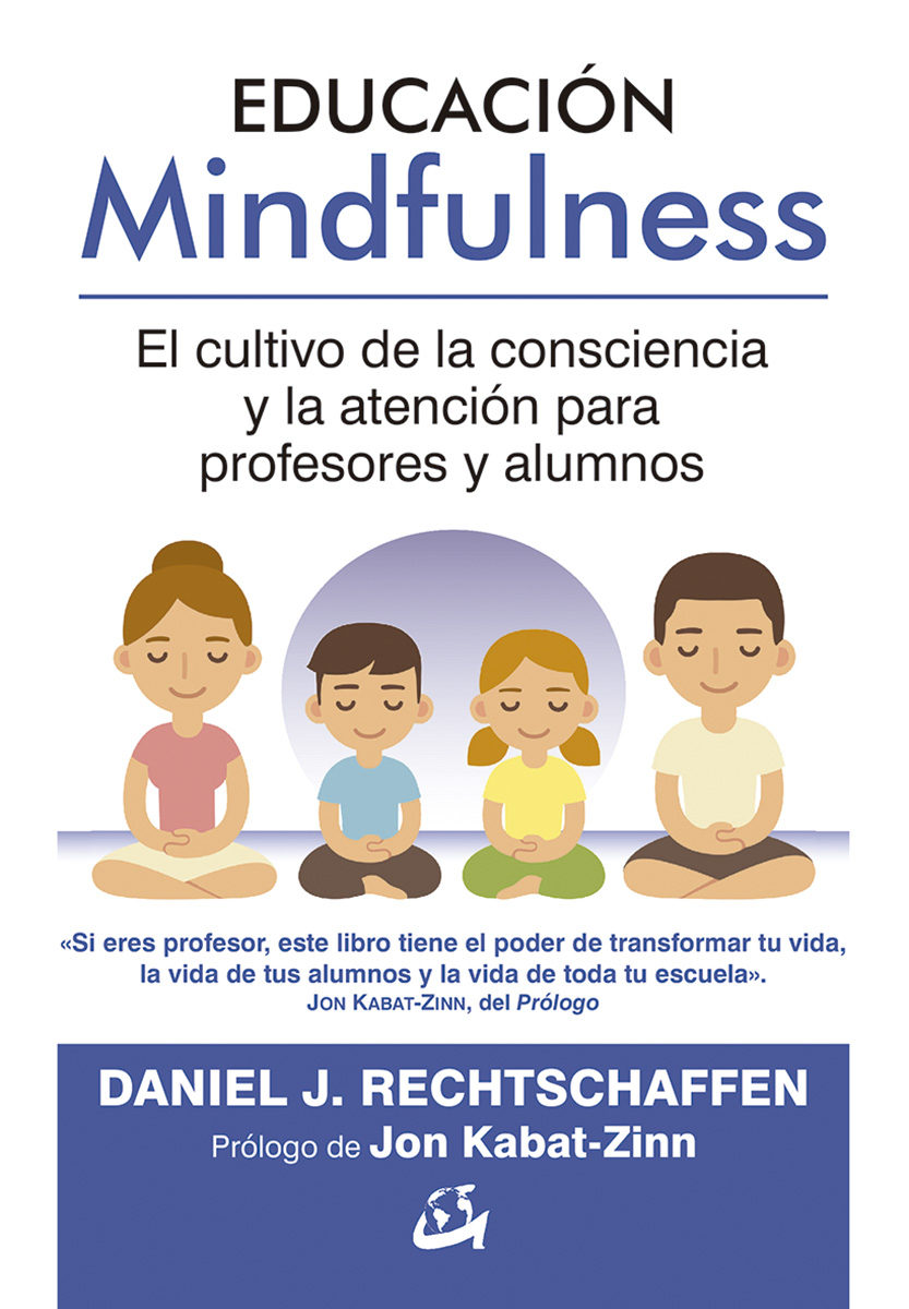 Educaci n mindfulness daniel j rechtschaffen 9788484456735