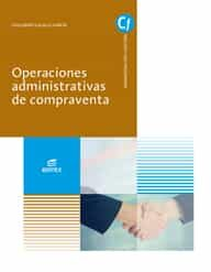 Operaciones Administrativas De Compraventa   por Vv.aa.