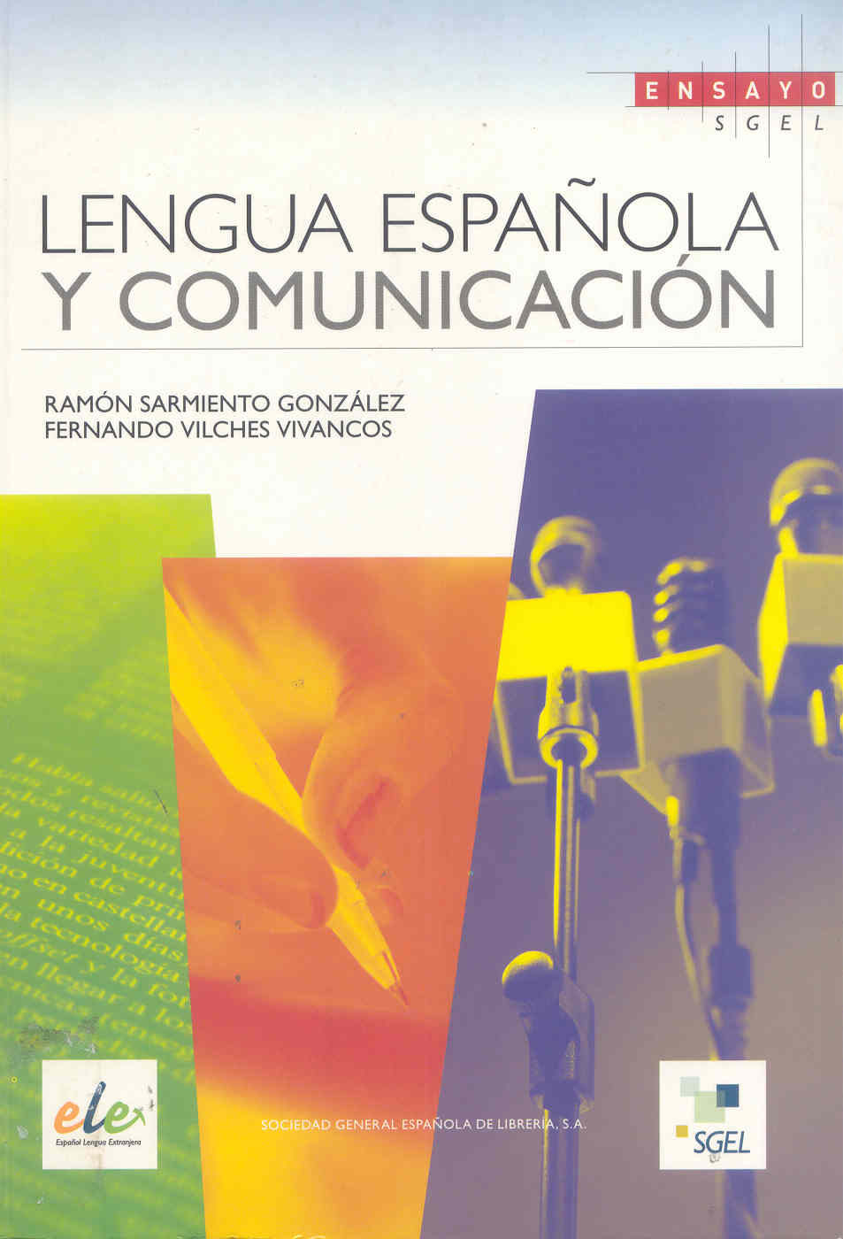 Lengua Española Y Comunicacion por Vv.aa. epub