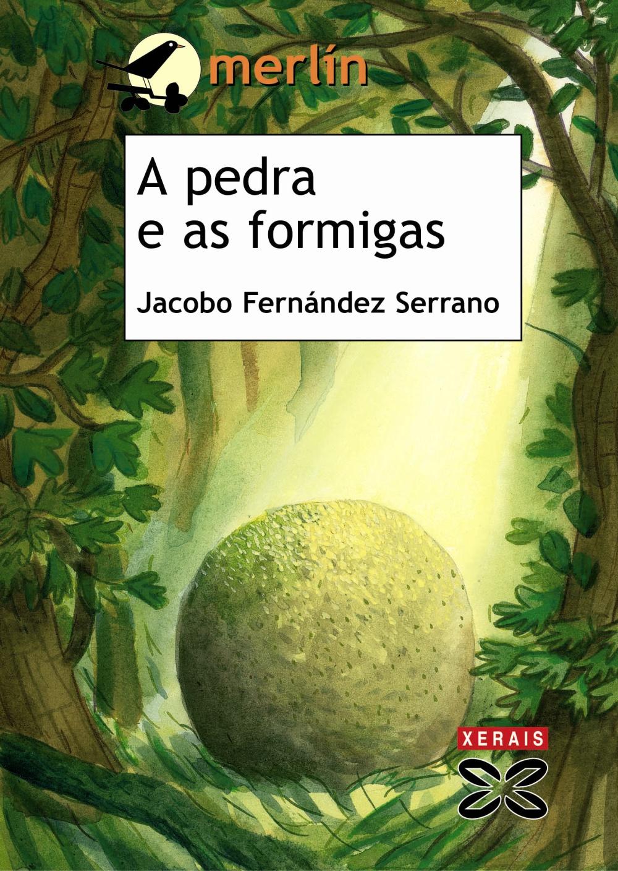 A Pedra E As Formigas por Jacobo Fernandez Serrano epub