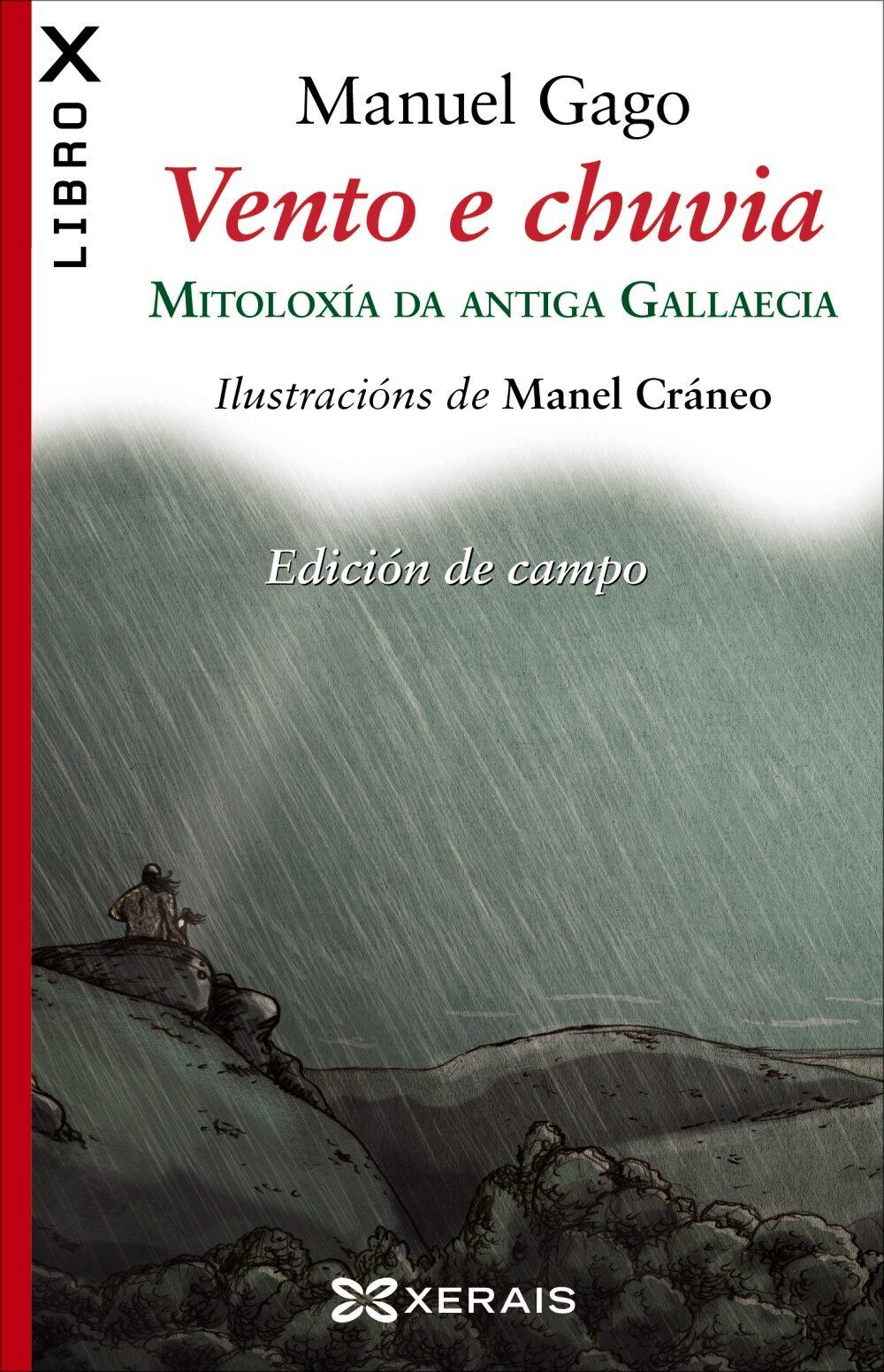 Resultado de imagen de VENTO E CHUVIA MITOLOXIA DA ANTIGA GALLAECIA XERAIS