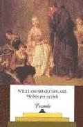 Medida Por Medida por William Shakespeare epub