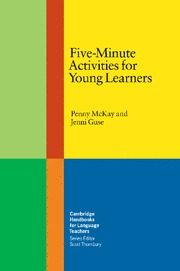 Five-minute Activities For Young Learners (paperback) por Penny Mckay;                                                                                    Jenni Guse epub
