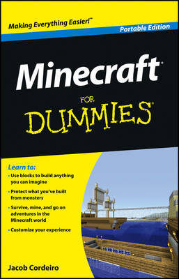 Minecraft For Dummies epub