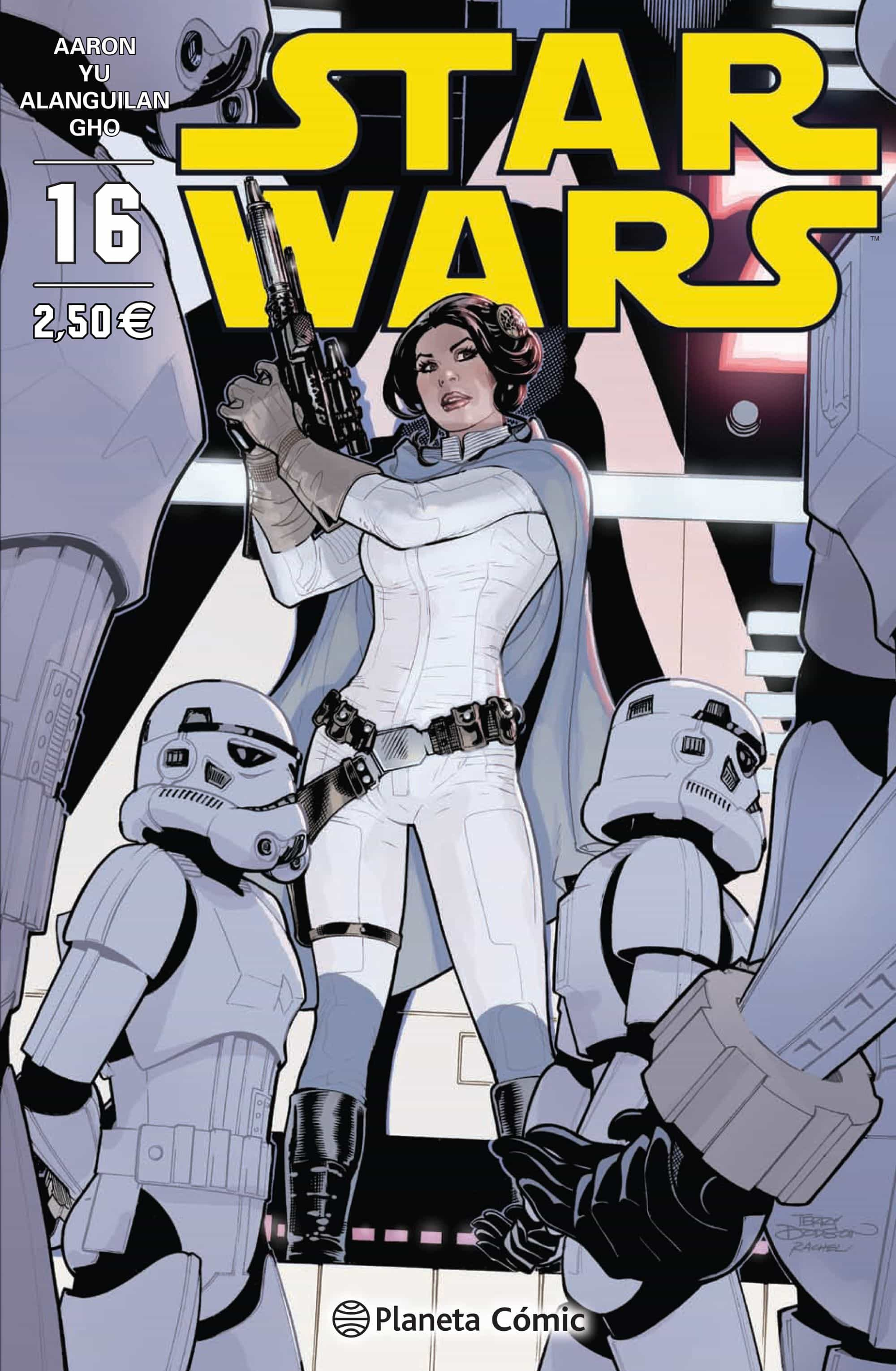 star wars 16-9788416543045
