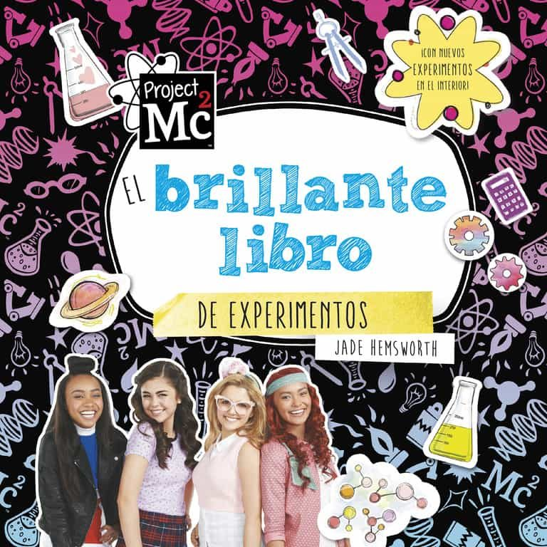 Brillante Libro De Experimentos (project Mc2) por Jade Hemsworth