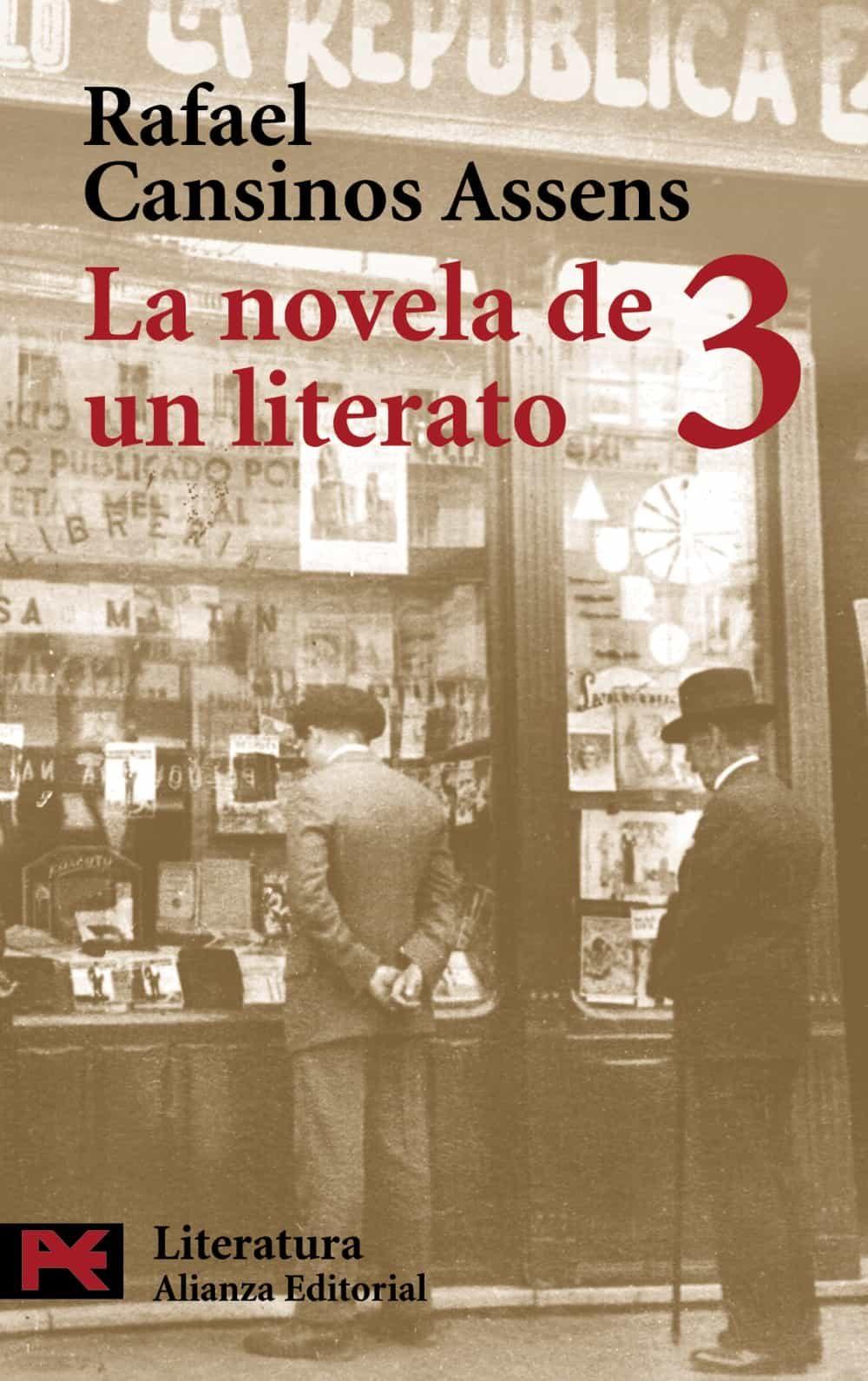 La Novela De Un Literato 3 (1923-1936) por Rafael Cansinos-assens epub