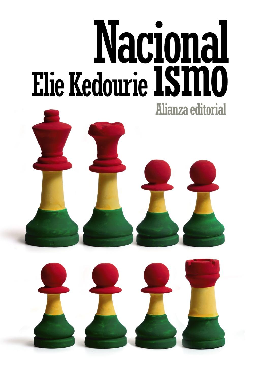 Nacionalismo por Elie Kedourie