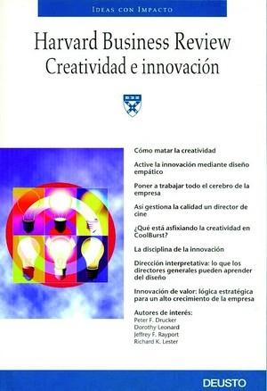 Harvard Business Review Creatividad E Innovacion por Vv.aa. epub