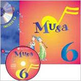 Musa 6: Libro (incluye Cd) (educacion Primaria 3º Ciclo, 5º Curso ) por Vv.aa.