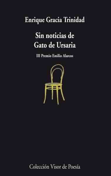 Sin Noticias De Gato De Ursula (iii Premio Emilio Alarcos) por Enrique Gracia Trinidad epub