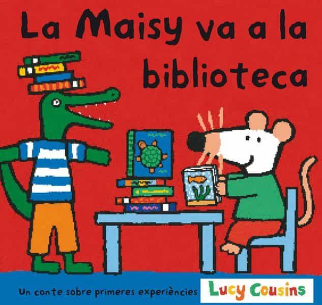 La Maisy Va A La Biblioteca (cat) por Lucy Cousins epub