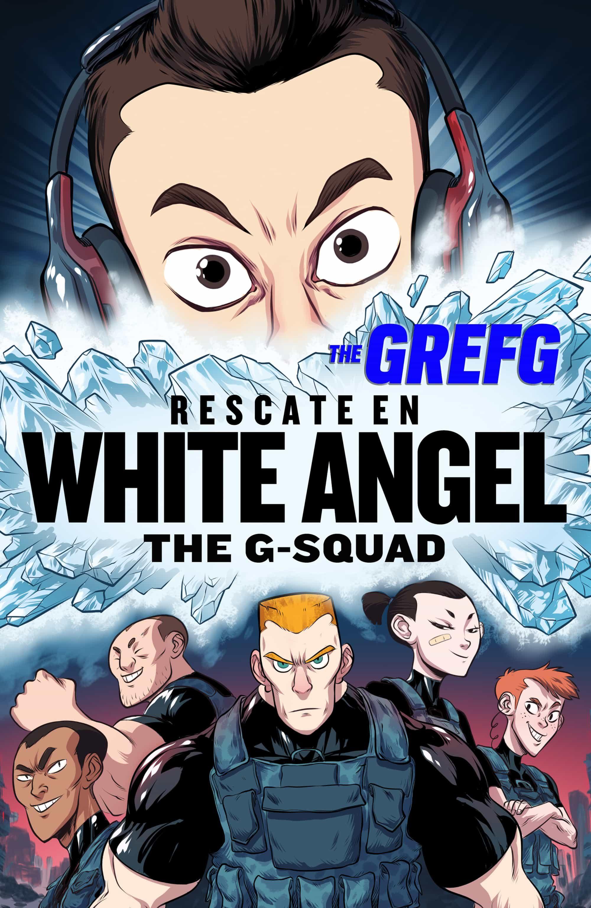 Rescate En White Angel (the G-squad)   por Thegrefg epub