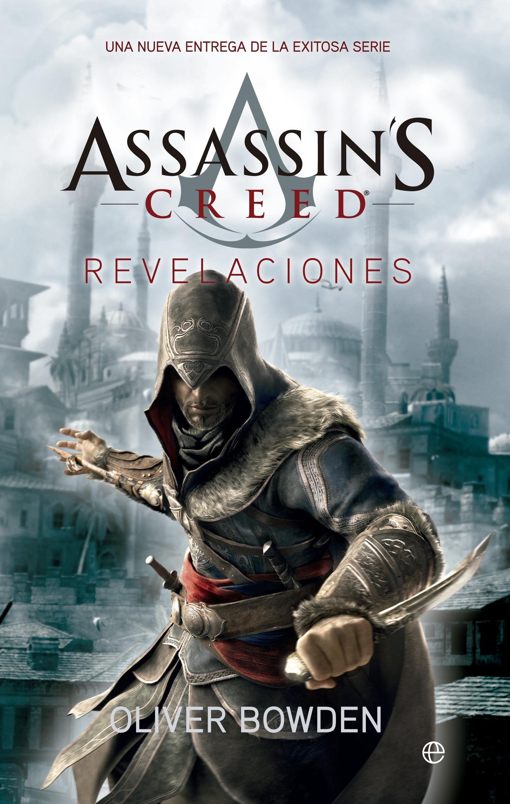 revelations (saga assassin s creed 4)-oliver bowden-9788490600245