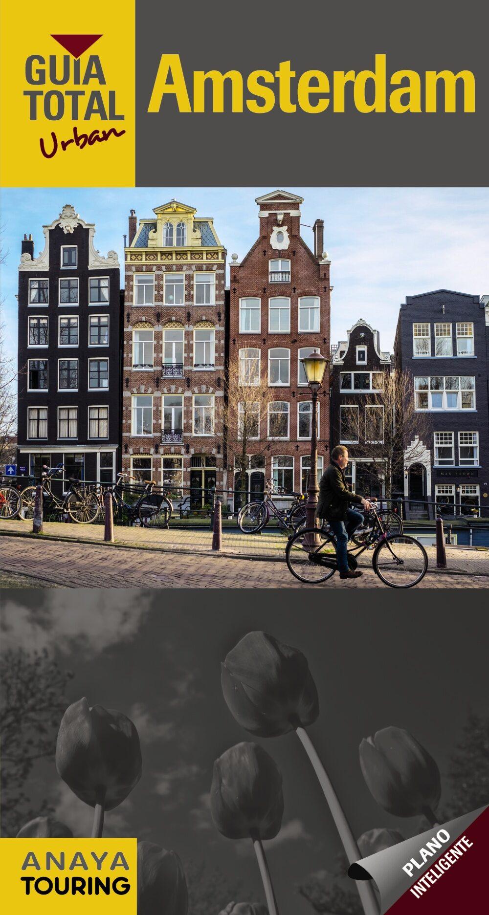 Amsterdam 2018 (guia Total Urban) 2ª Ed. por Vv.aa.
