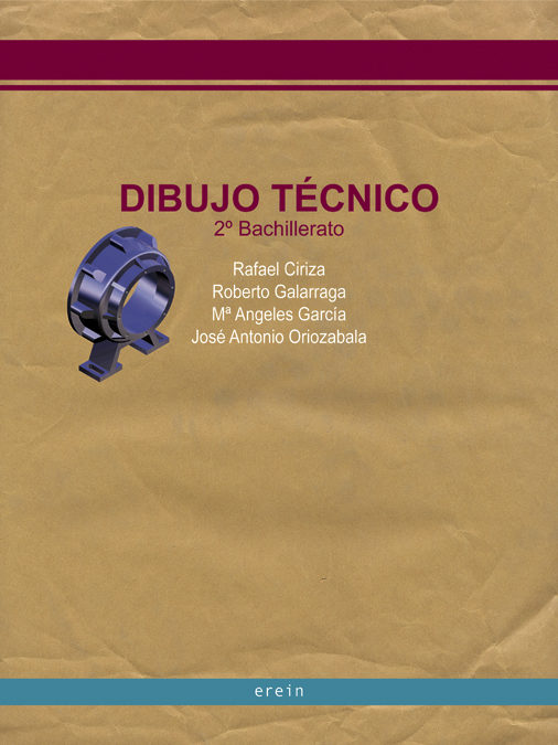Dibujo Tecnico (2º Bachillerato) por Rafael Ciriza Gratis