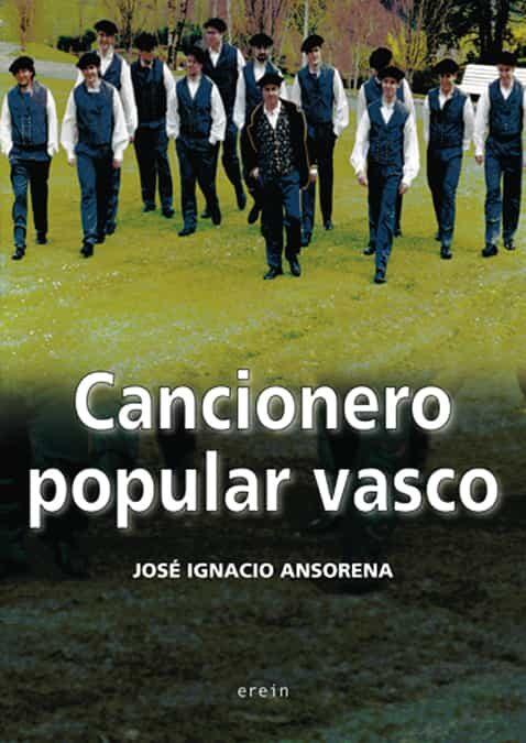 Cancionero Popular Vasco por Jose Ignacio Ansonera epub