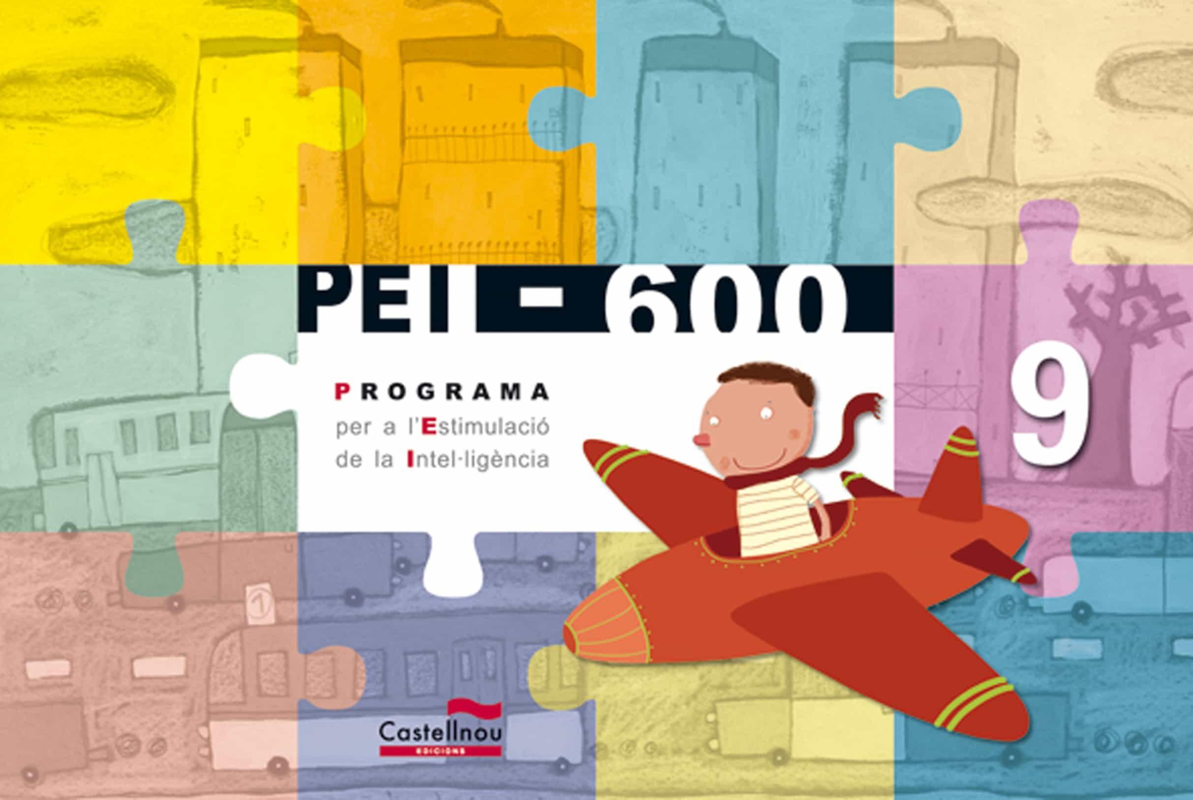 Quadern Pei-600 Nº 9  (programa Estimulacio Intel.lengia) por Vv.aa. epub